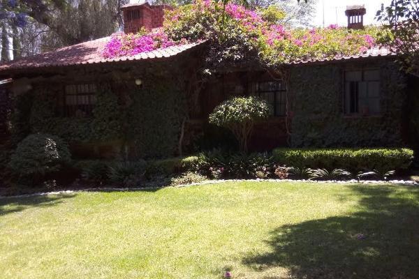 Foto de casa en venta en  , la joya, tlalpan, distrito federal, 3219424 No. 01