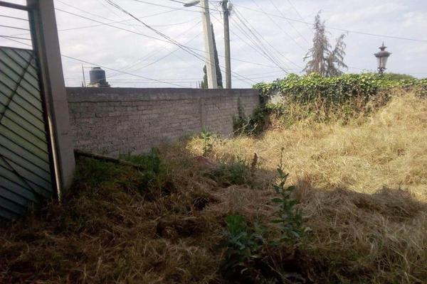 Foto de terreno habitacional en venta en  , la joya, tultitlán, méxico, 0 No. 02