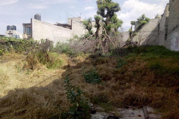 Foto de terreno habitacional en venta en  , la joya, tultitlán, méxico, 0 No. 03