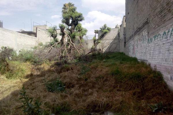 Foto de terreno habitacional en venta en  , la joya, tultitlán, méxico, 0 No. 04