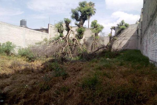 Foto de terreno habitacional en venta en  , la joya, tultitlán, méxico, 0 No. 05