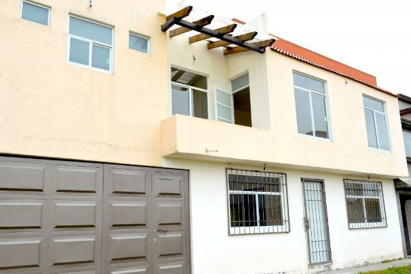 Foto de casa en venta en  , la joya, zinacantepec, méxico, 7507977 No. 01