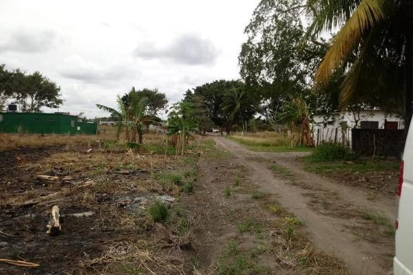Foto de terreno habitacional en venta en  , la laguna, medellín, veracruz de ignacio de la llave, 6204467 No. 01