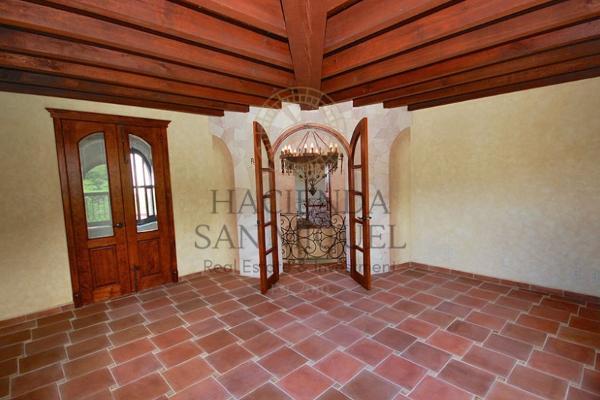 Foto de casa en venta en  , la lejona, san miguel de allende, guanajuato, 5666343 No. 16