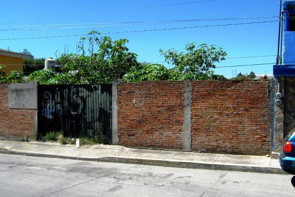 Foto de terreno habitacional en venta en  , la libertad, puebla, puebla, 8013650 No. 01
