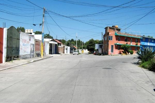 Foto de terreno habitacional en venta en  , la libertad, puebla, puebla, 8013650 No. 02