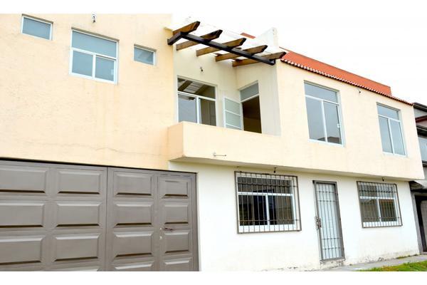 Foto de casa en venta en  , la loma i, zinacantepec, méxico, 7507977 No. 01