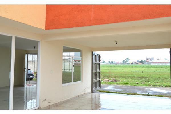 Foto de casa en venta en  , la loma i, zinacantepec, méxico, 7507977 No. 02