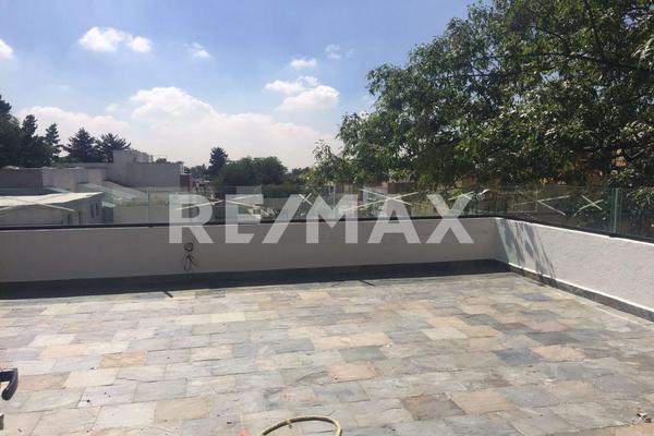 Foto de casa en venta en la loma , lomas de san ángel inn, álvaro obregón, df / cdmx, 3499954 No. 10