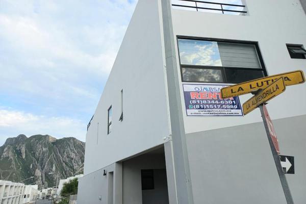 Foto de casa en renta en la lutita 1014, pedregal de la huasteca, santa catarina, nuevo león, 0 No. 01