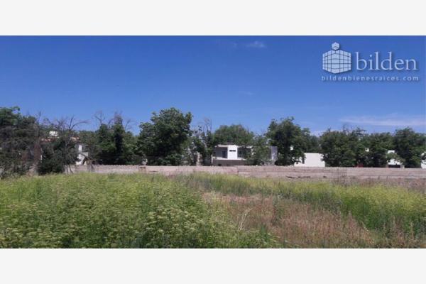 Foto de terreno habitacional en venta en  , la luz, durango, durango, 6135841 No. 01