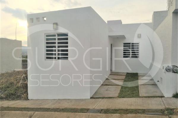 Foto de casa en renta en  , la luz, morelia, michoacán de ocampo, 6182749 No. 01