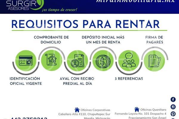 Foto de casa en renta en  , la luz, morelia, michoacán de ocampo, 6182749 No. 09
