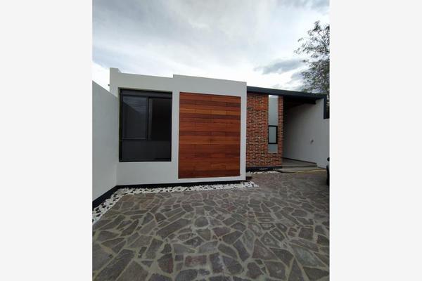 Foto de casa en venta en la magdalena 0, la magdalena, tequisquiapan, querétaro, 21089863 No. 01