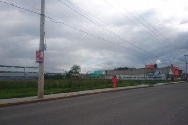 Foto de terreno habitacional en venta en  , la magdalena, san mateo atenco, méxico, 7913570 No. 02