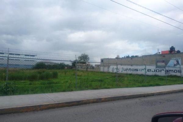 Foto de terreno habitacional en venta en  , la magdalena, san mateo atenco, méxico, 7913570 No. 03