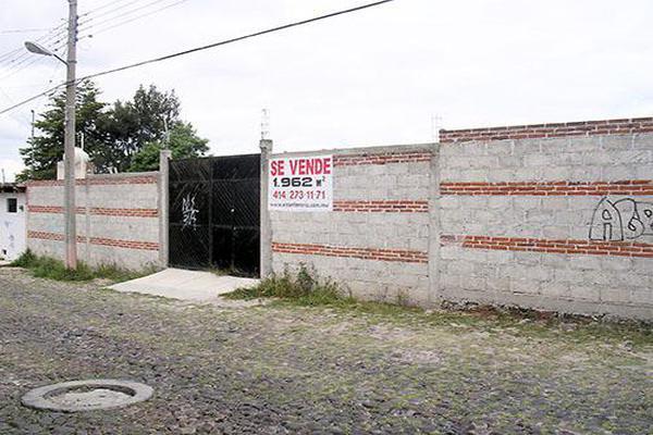 Foto de terreno habitacional en venta en  , la magdalena, tequisquiapan, querétaro, 8050928 No. 03