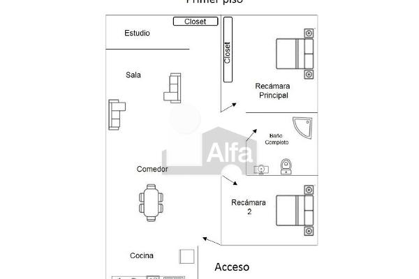 Foto de departamento en venta en la palma , barrio norte, atizapán de zaragoza, méxico, 9131217 No. 10