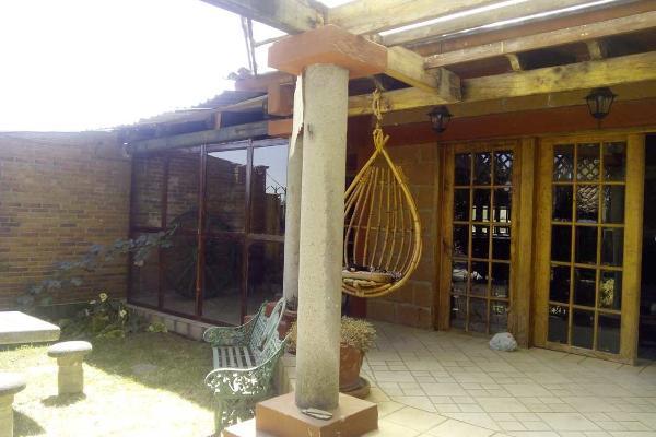 Foto de casa en venta en la palma , bellota 1, villa del carbón, méxico, 5301591 No. 03