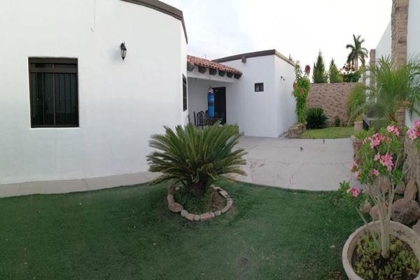 Foto de casa en venta en  , la paloma residencial i, hermosillo, sonora, 9763885 No. 27