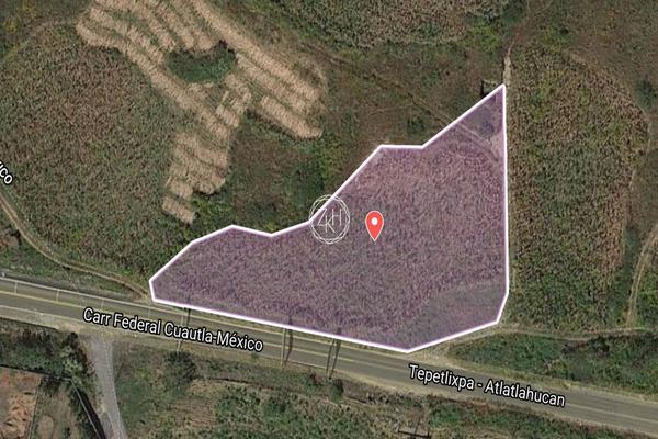 Foto de terreno habitacional en venta en la parcela 70 z-3 p1/1 , tepetlixpa, tepetlixpa, méxico, 16615653 No. 04