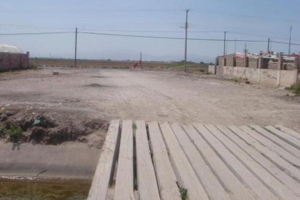 Foto de terreno industrial en venta en  , la partida, torreón, coahuila de zaragoza, 2677161 No. 02