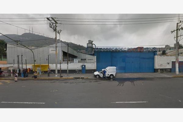 Foto de nave industrial en venta en  , la pastora, gustavo a. madero, df / cdmx, 6146048 No. 01