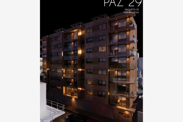 Foto de departamento en venta en la paz 29, arboledas del paraíso, puebla, puebla, 5659189 No. 16