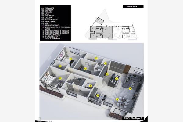 Foto de departamento en venta en  , la paz, puebla, puebla, 8861302 No. 04