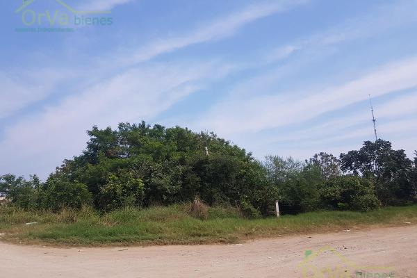Foto de terreno habitacional en venta en  , la pedrera, altamira, tamaulipas, 12262555 No. 02