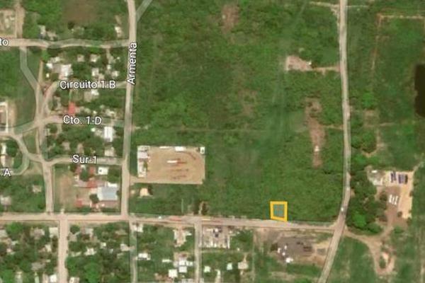 Foto de terreno habitacional en venta en  , la pedrera, altamira, tamaulipas, 12837836 No. 01