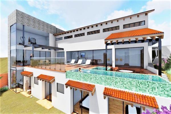Foto de casa en venta en la peña , los saúcos, valle de bravo, méxico, 16529138 No. 02