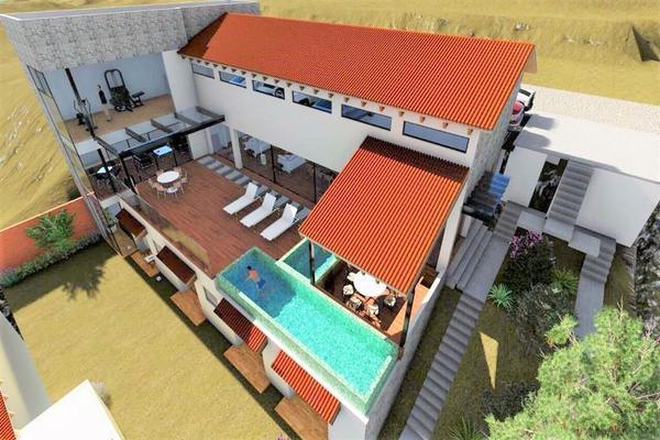Foto de casa en venta en la peña , los saúcos, valle de bravo, méxico, 16529138 No. 03