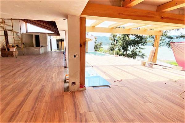 Foto de casa en venta en la peña , los saúcos, valle de bravo, méxico, 16529138 No. 10