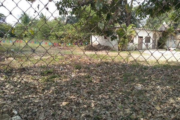 Foto de terreno habitacional en venta en  , la piragua, san juan bautista tuxtepec, oaxaca, 13352232 No. 05