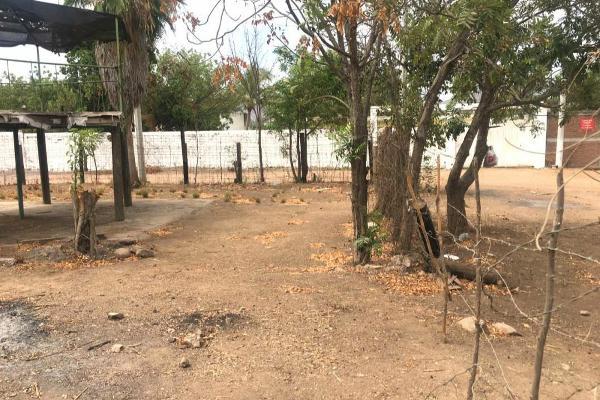 Foto de terreno habitacional en venta en  , la presita, culiacán, sinaloa, 10130115 No. 01