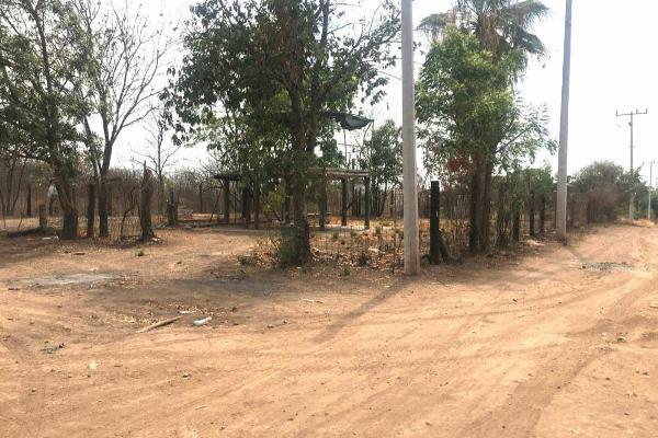 Foto de terreno habitacional en venta en  , la presita, culiacán, sinaloa, 10130115 No. 02