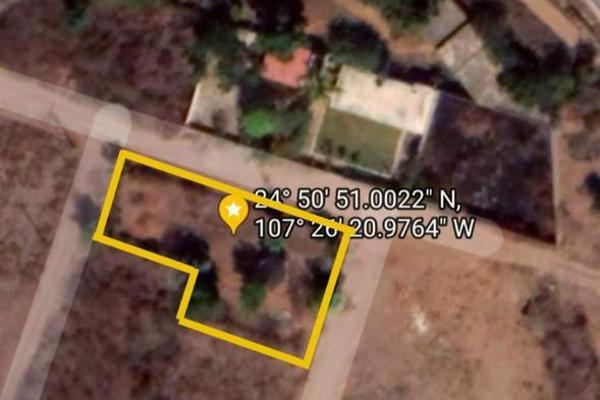 Foto de terreno habitacional en venta en  , la presita, culiacán, sinaloa, 10130115 No. 04