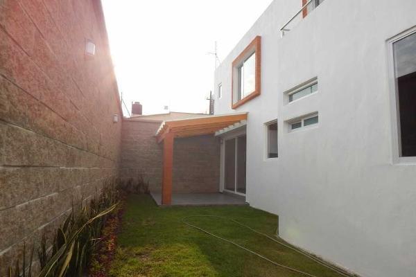 Foto de terreno habitacional en venta en  , la providencia, metepec, méxico, 3161161 No. 09