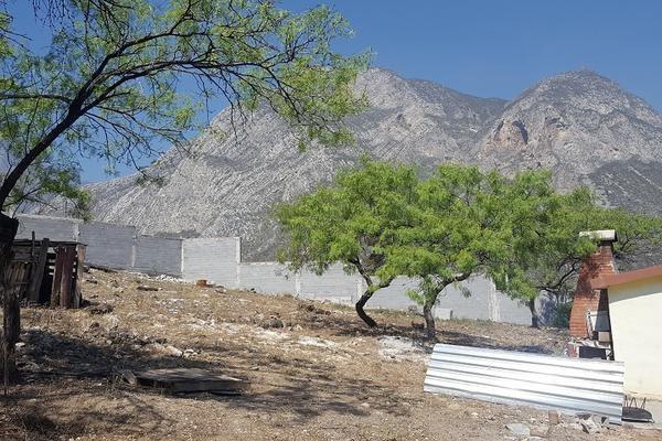 Foto de terreno habitacional en venta en  , la puerta de la huasteca, santa catarina, nuevo león, 5319172 No. 01