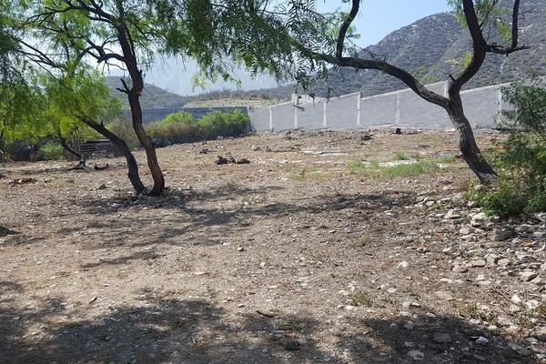 Foto de terreno habitacional en venta en  , la puerta de la huasteca, santa catarina, nuevo león, 5319172 No. 03