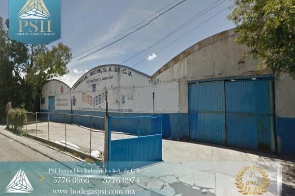 Foto de nave industrial en renta en  , la purísima, ecatepec de morelos, méxico, 3685193 No. 01
