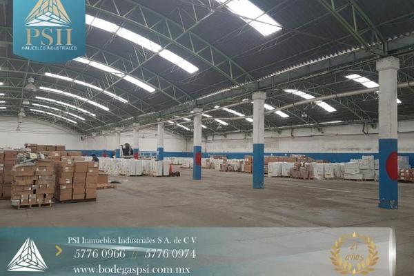 Foto de nave industrial en renta en  , la purísima, ecatepec de morelos, méxico, 3685193 No. 02