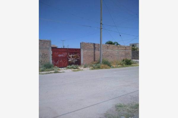 Foto de terreno habitacional en renta en  , la quinta, san pedro, coahuila de zaragoza, 5418904 No. 01