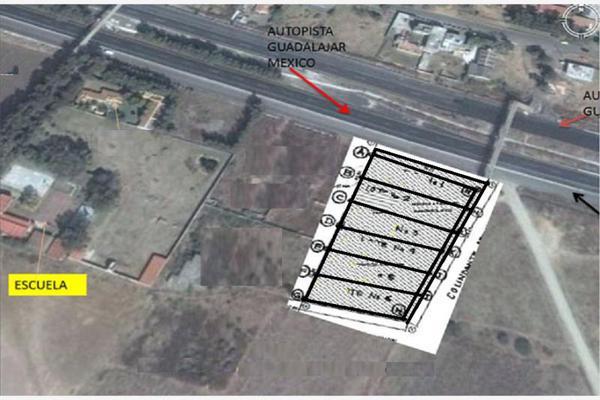 Foto de terreno habitacional en venta en la rancheria 1, pomoca, maravatío, michoacán de ocampo, 7482903 No. 01