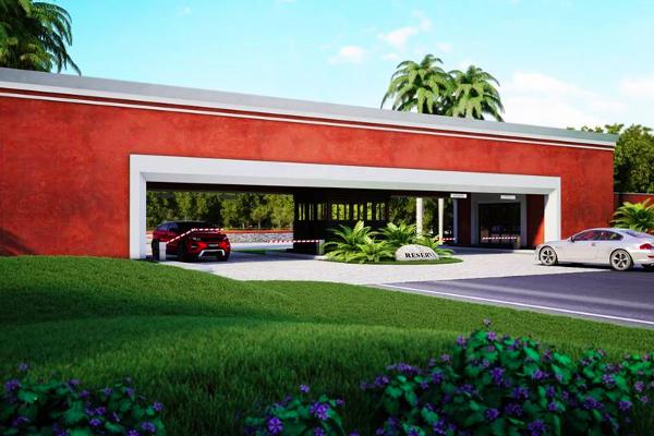 Foto de terreno habitacional en venta en la reserva yucatán , kantoina, conkal, yucatán, 3118605 No. 02