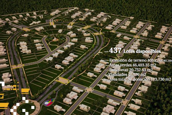 Foto de terreno habitacional en venta en la reserva yucatán , kantoina, conkal, yucatán, 3118605 No. 03