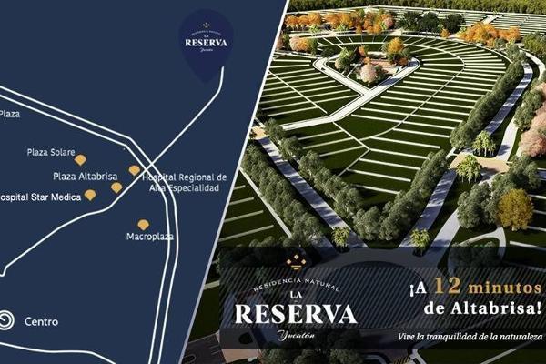 Foto de terreno habitacional en venta en la reserva yucatán , kantoina, conkal, yucatán, 3118605 No. 09