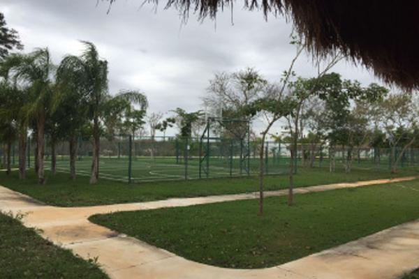Foto de terreno habitacional en venta en la reserva zona a lote , chicxulub, chicxulub pueblo, yucatán, 6189955 No. 11