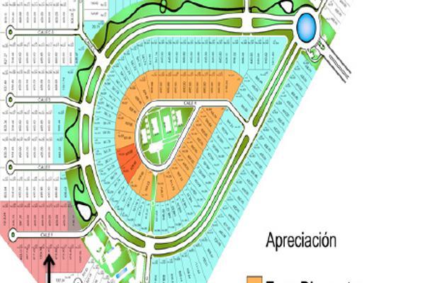 Foto de terreno habitacional en venta en la reserva zona a lote , chicxulub, chicxulub pueblo, yucatán, 6189955 No. 14